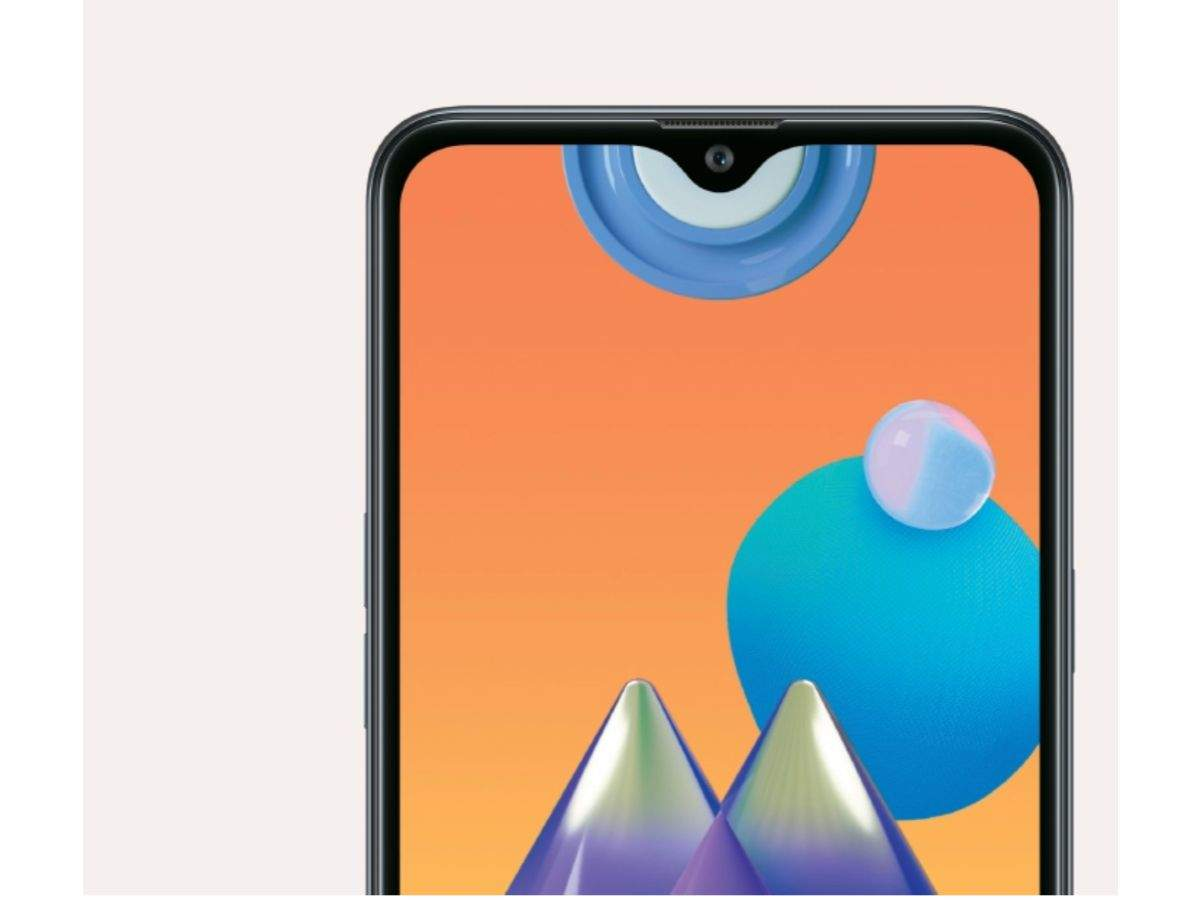 Front camera: Samsung Galaxy M01s offers highest resolution front camera