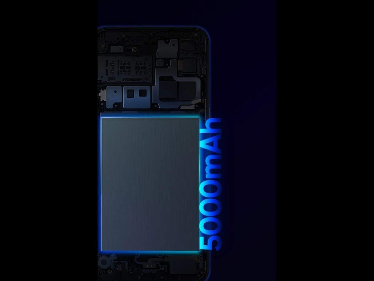 Battery: Both Xiaomi Redmi 9 and Realme Narzo 10A house 5000 mAh battery capacity