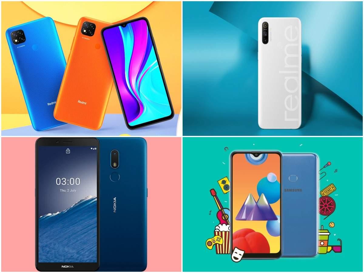 Xiaomi Redmi 9 vs Realme Narzo 10A vs Nokia C3 vs Samsung Galaxy M01s: The best new smartphone under Rs 10,000