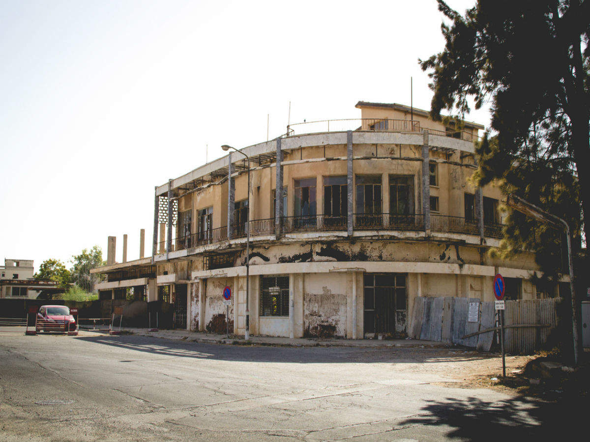 Frozen in time: This ghost town in Cyprus hopes to revive tourism again