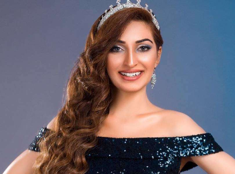 Areej Chaudhary elected Miss Pakistan World 2020