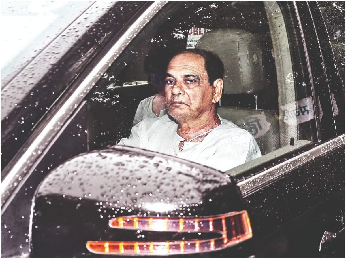KK Singh, father of Sushant Singh Rajput