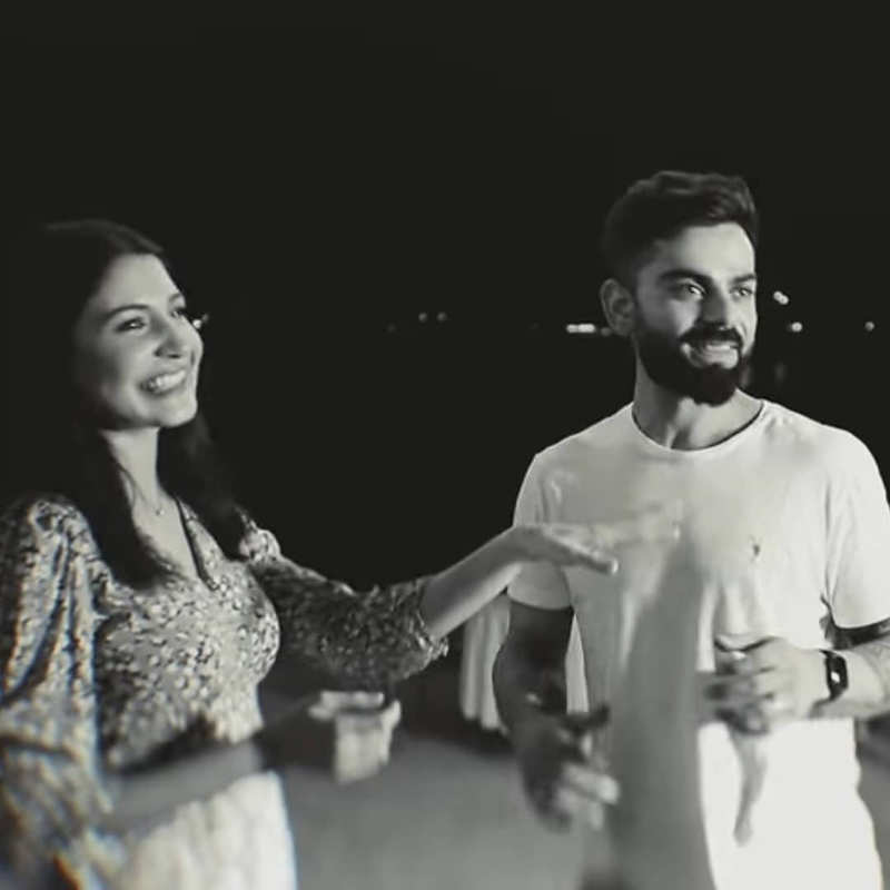 First pictures of Virat Kohli and Anushka Sharma after becoming parents to a baby girl