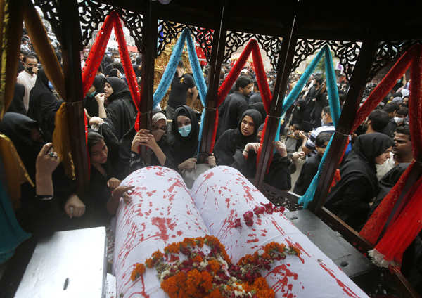 Muslims observe low-key Muharram amid COVID-19