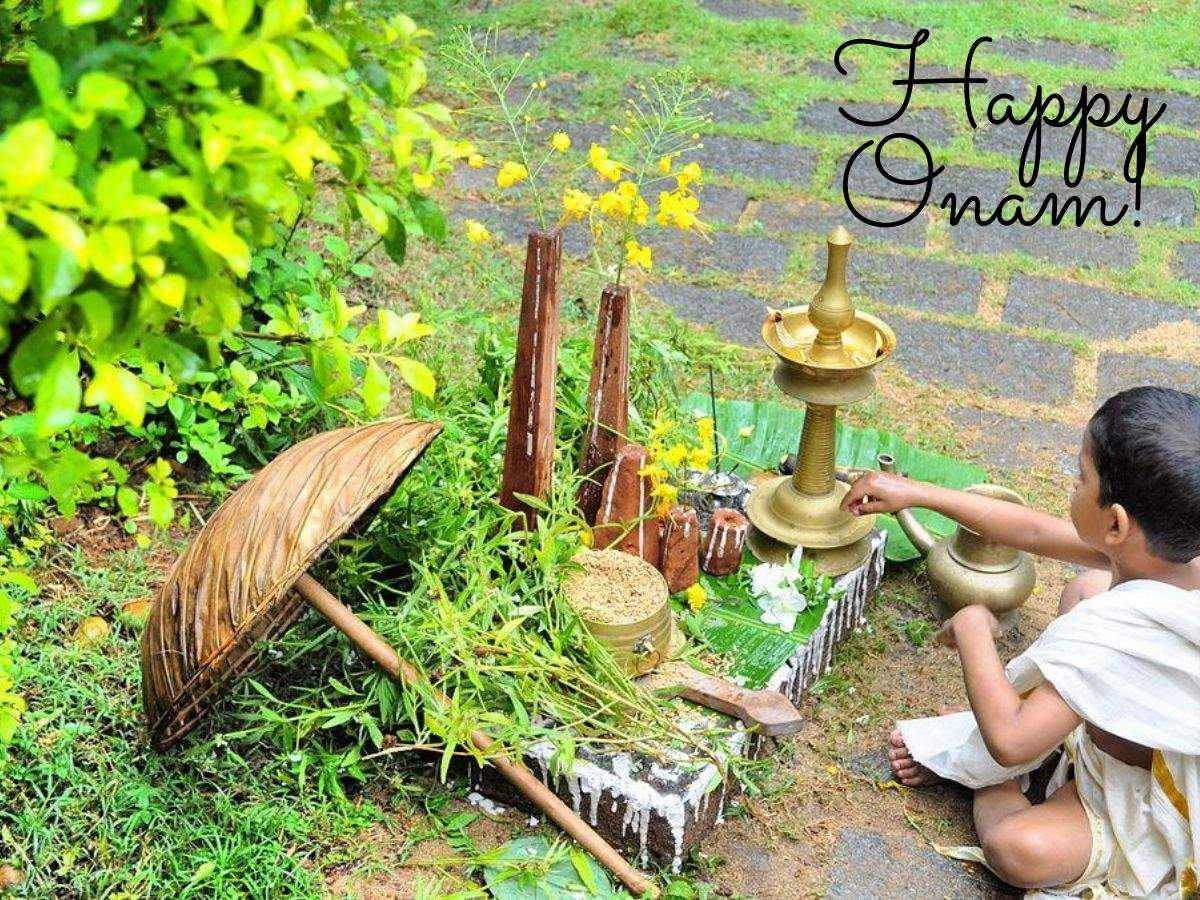 Happy Onam 2020: Messages, Wishes & Pictures
