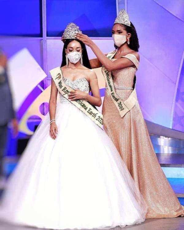 Jessica Polanco crowned Miss Earth Dominican Republic 2020