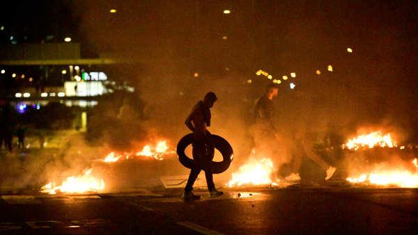 Sweden: Protest against Quran-burning turns violent
