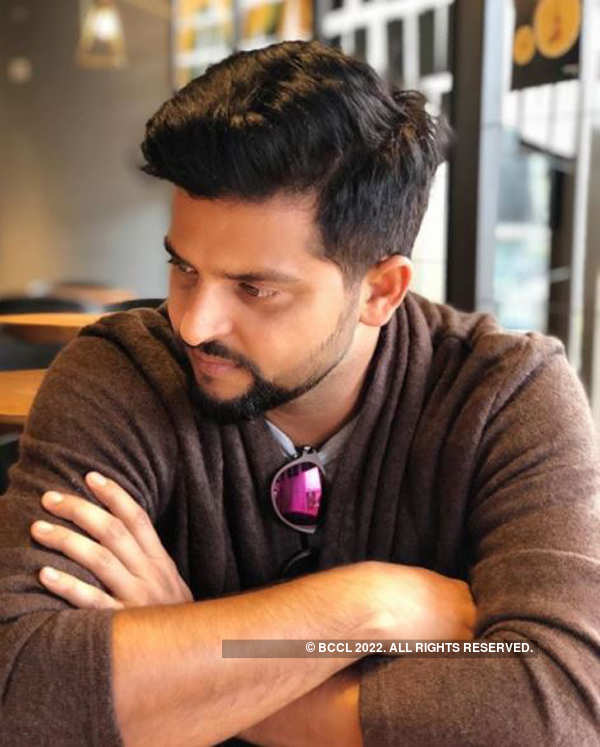 Suresh Raina thanks Punjab CM Amarinder Singh and police for arresting murderers of his kin