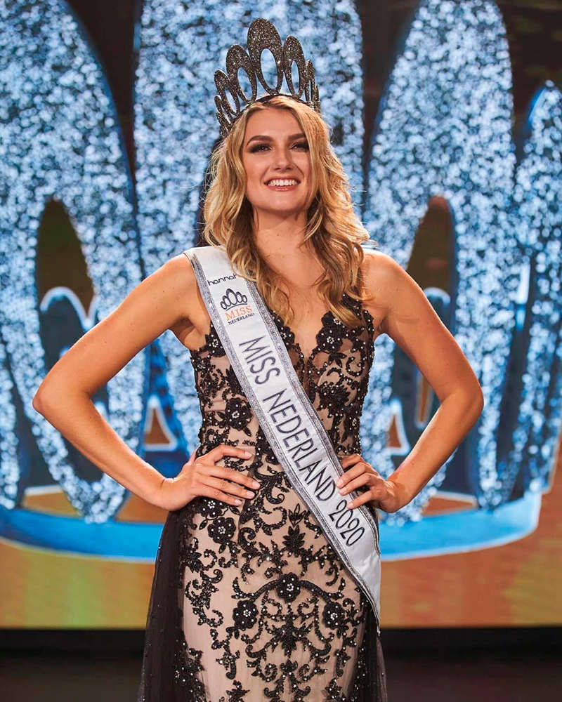 Denise Speelman chosen as Miss Nederland 2020