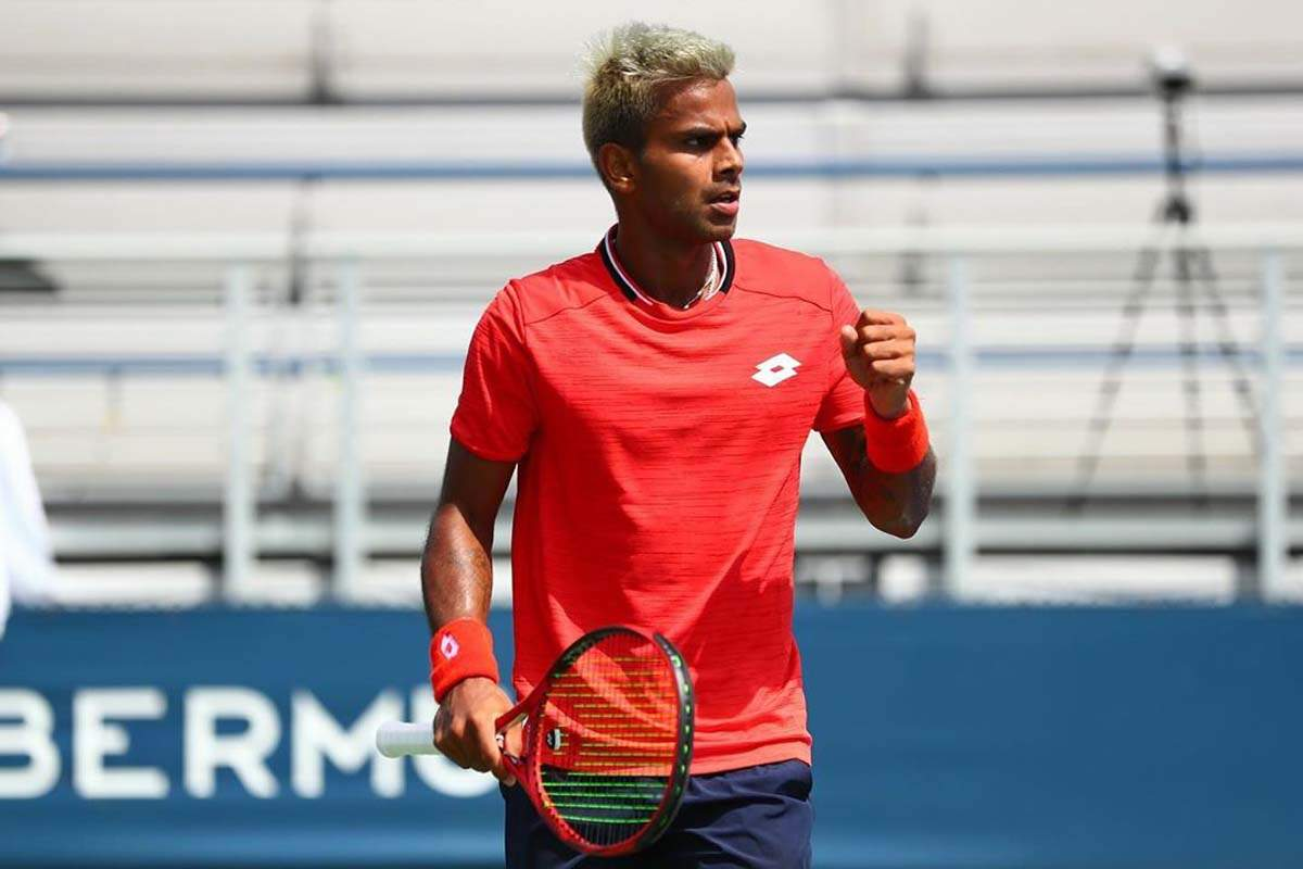 Sumit Nagal becomes first Indian to win a game at US Open in seven years
