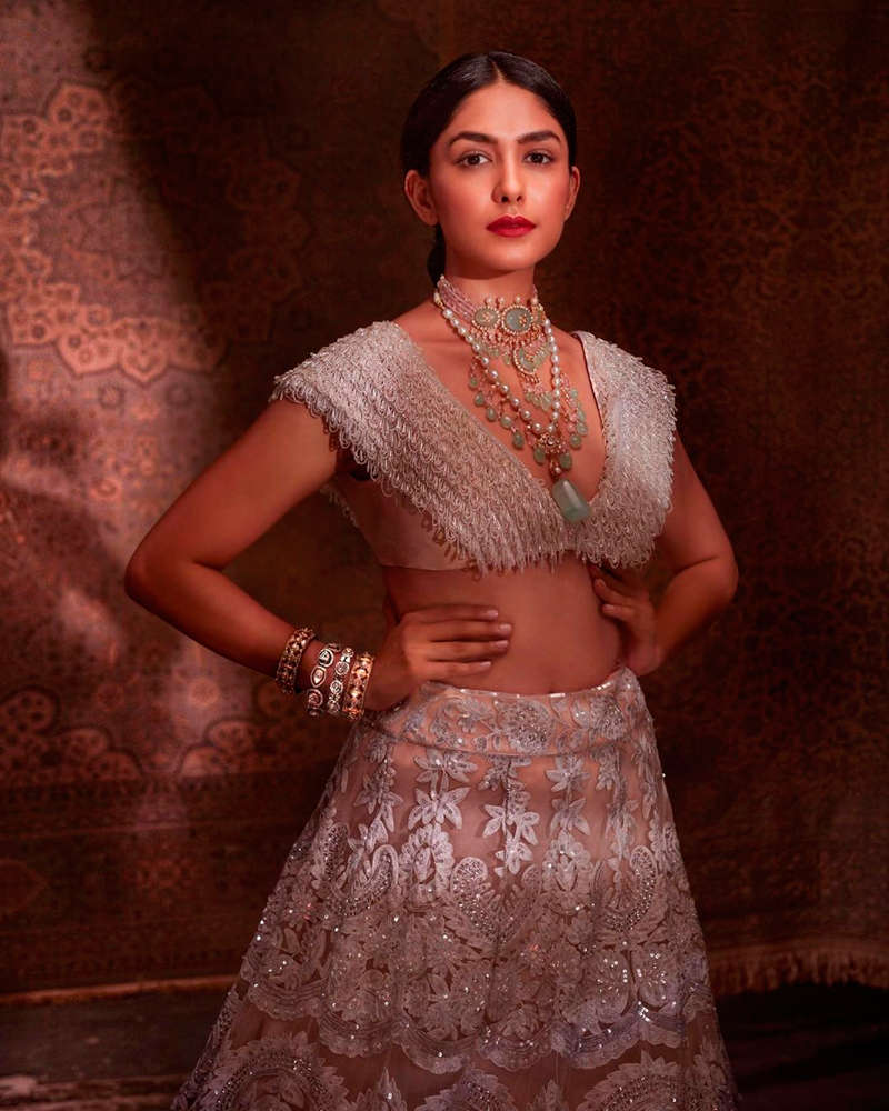 Mrunal Thakur opens up about nepotism; was spurned for not being a star kid