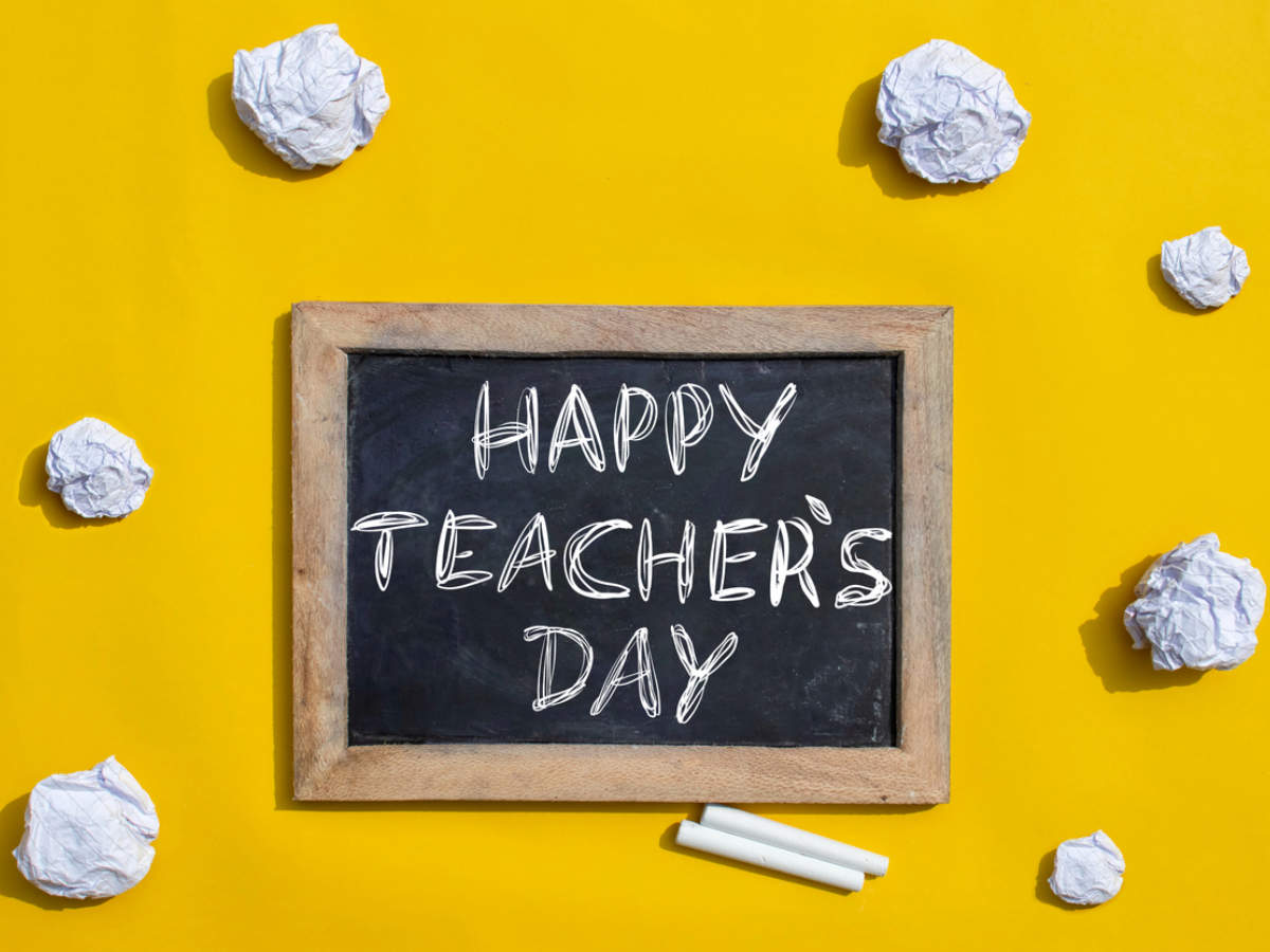 Happy Teachers Day 2020: Wishes, Messages, Quotes and Images