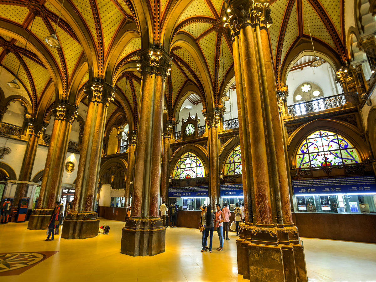 Mumbai's CST to get a 1600-crore facelift without disturbing its iconic 1930s look