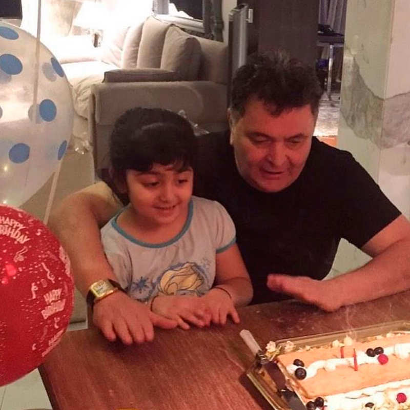 Riddhima Kapoor Sahni pens a heartwarming note on father Rishi Kapoor's 68th birth anniversary