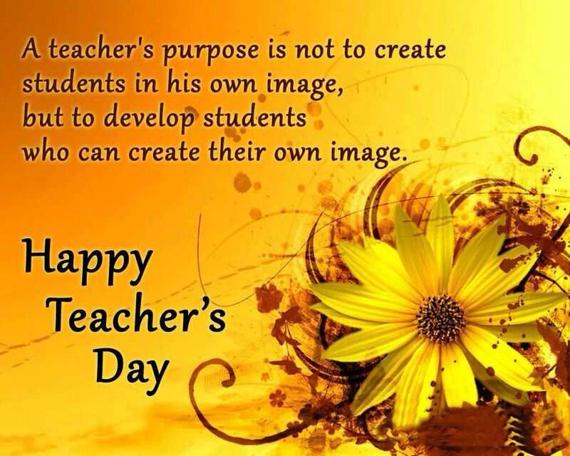 Teachers' Day 2020: Images, wishes and messages