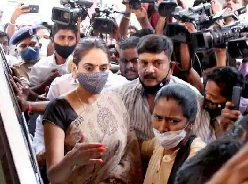 Ragini Dwivedi Arrested Following Crime Branch Raid At Her Residence