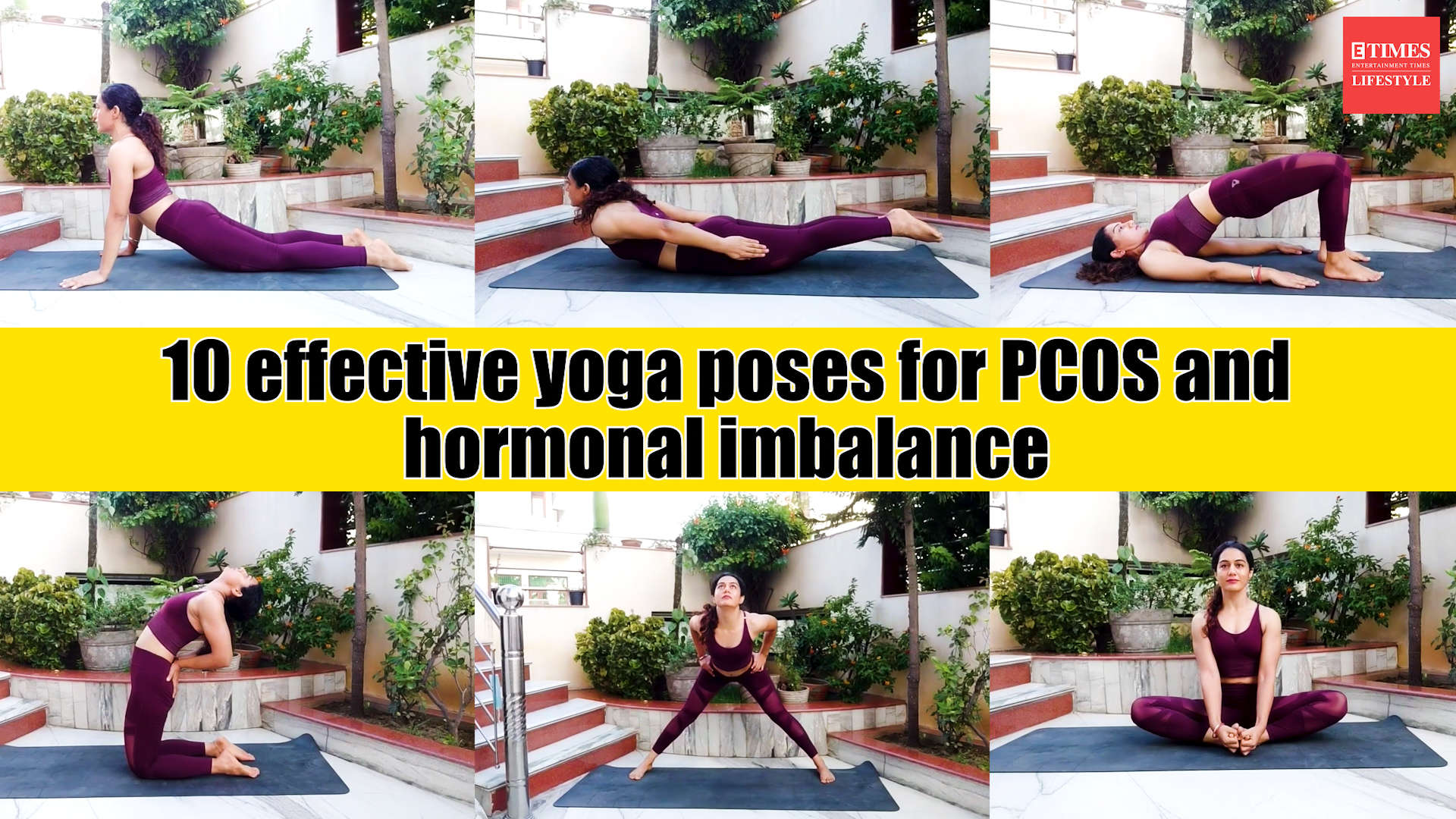 50 effective yoga poses for PCOS and hormonal imbalance   The ...