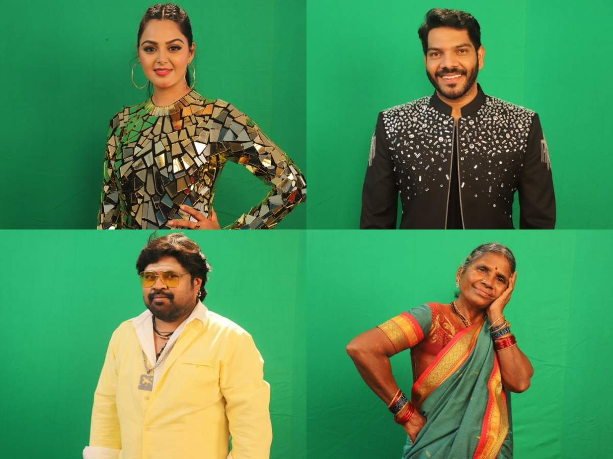 Bigg Boss Telugu 4: Full and final list of contestants this season