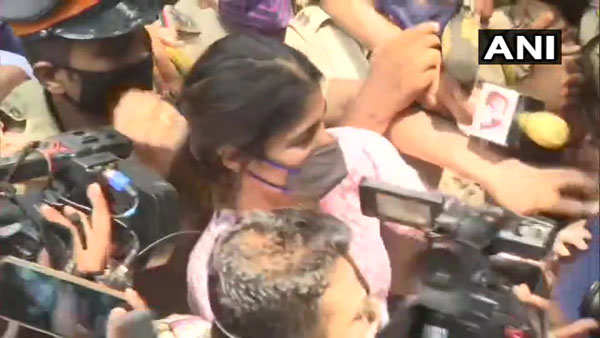 Rhea Chakraborty is ready for arrest, as it's a witch-hunt: Rhea's lawyer
