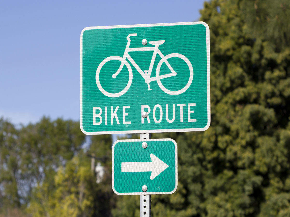 More than 800 km of new bike trails opened in the US for the cycling enthusiasts