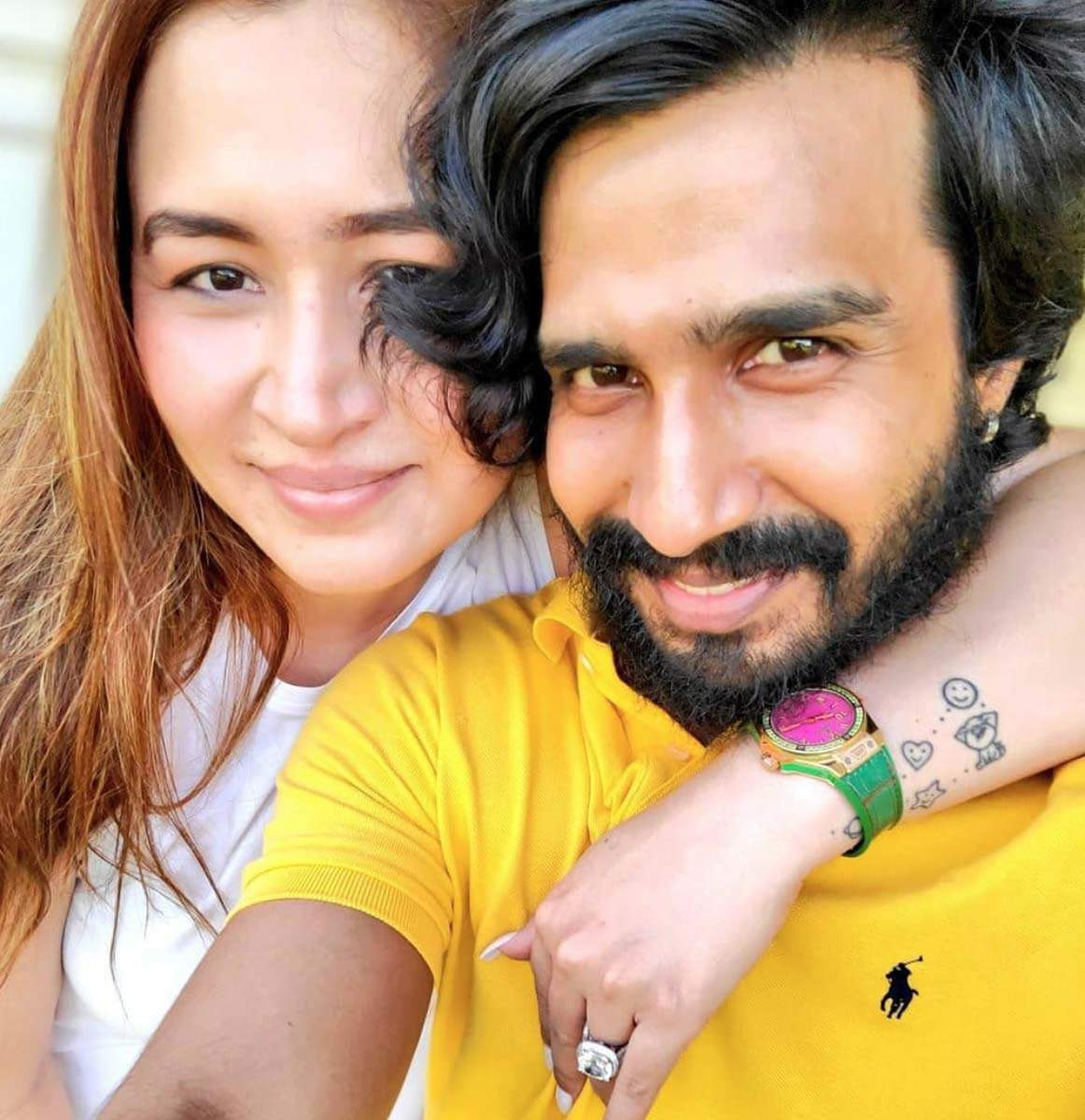 Jwala Gutta flaunts her ring after engagement with Tamil actor Vishnu Vishal