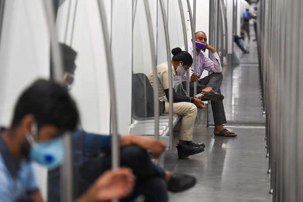 COVID-19: Delhi Metro resumes services with safety measures