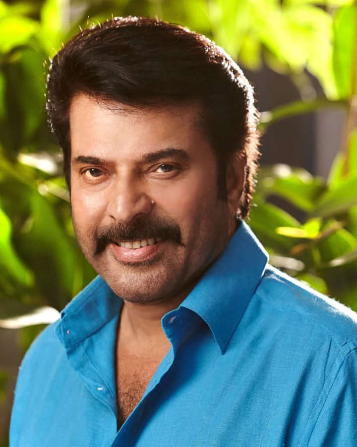 Age is just a no. for Mammootty