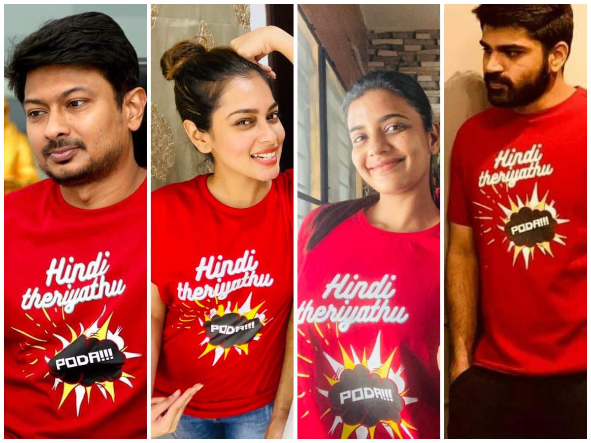 HindiTheriyadhuPoda: Five actors who struggled with Hindi in Tamil films