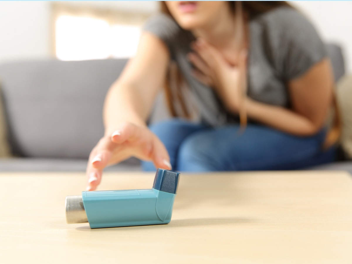 5 effective yoga poses for people suffering from asthma  | The Times of India