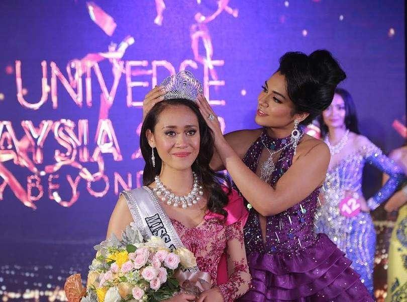 Francisca Luhong to represent Malaysia at Miss Universe 2020