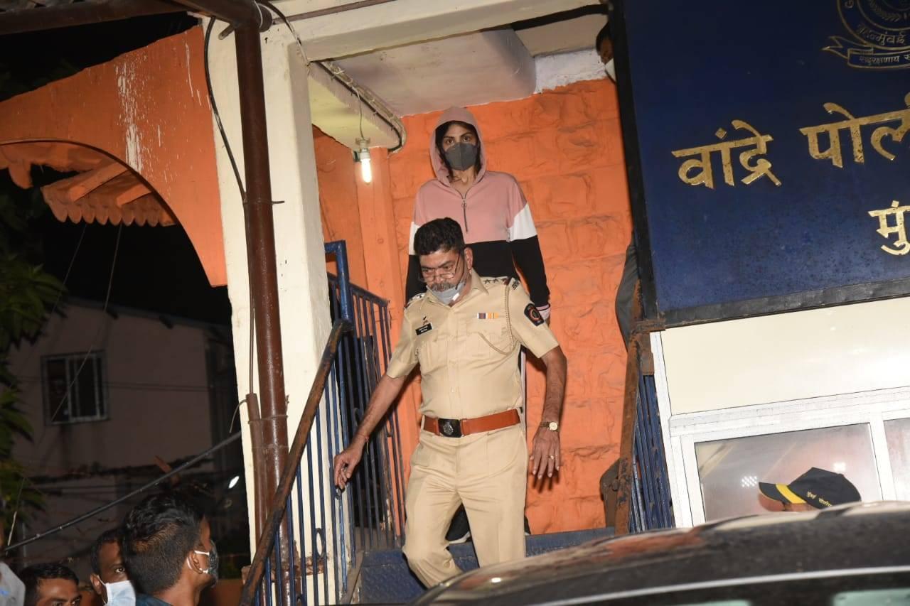 Rhea Files Plaint Against Sushant S Sister Delhi Doctor Hindi Movie News Times Of India