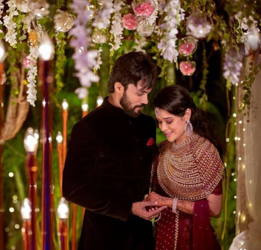 'Bigg Boss' fame Arav Nafeez gets hitched to actress Raahei amid coronavirus outbreak