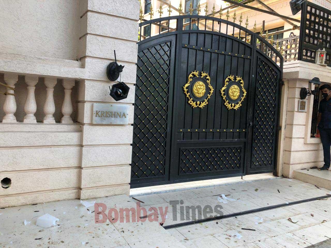Ekta Kapoor house in Mumbai