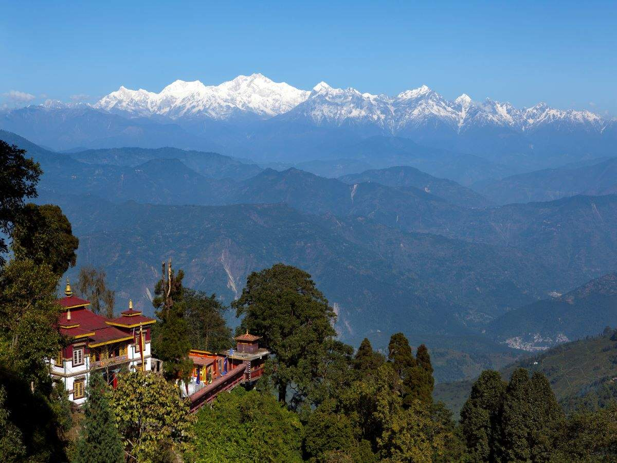 Tourist Places In Sikkim And Darjeeling