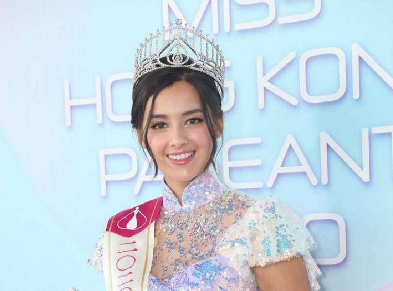 Luck by Chance: Nurse wins beauty pageant during her visit to her grandmother