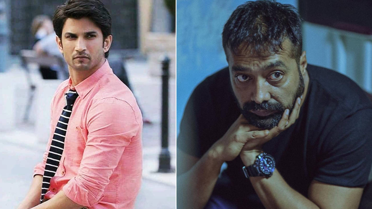 Anurag Kashyap calls Sushant Singh Rajput 'problematic', explains why he did not work with him