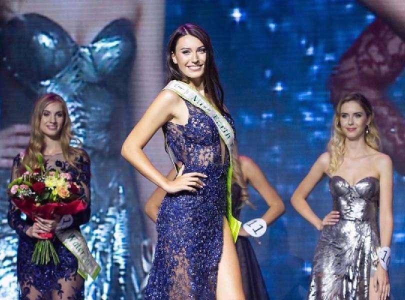 Sabina Poltawska to represent Poland at Miss Earth 2020