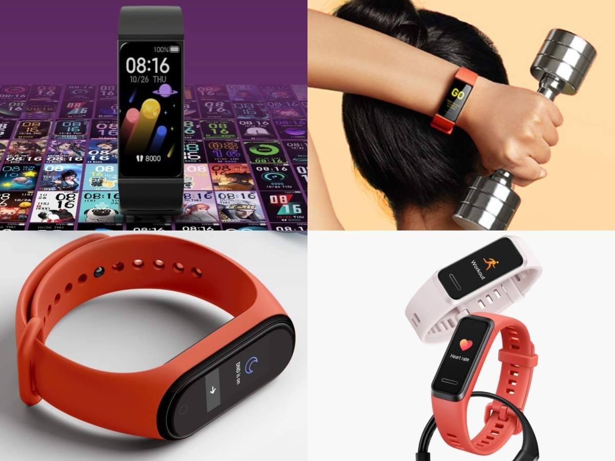 Battle of fitness bands: Redmi Smart Band vs Realme Band, Mi Band 4 and Huawei Band 4