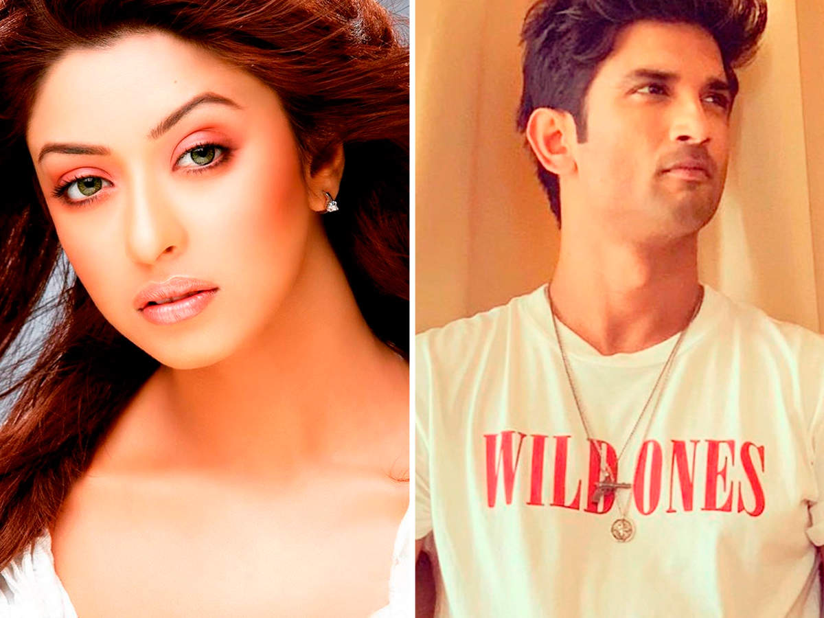 Payal Ghosh remembers Sushant Singh Rajput, calls him shy and lighthearted boy