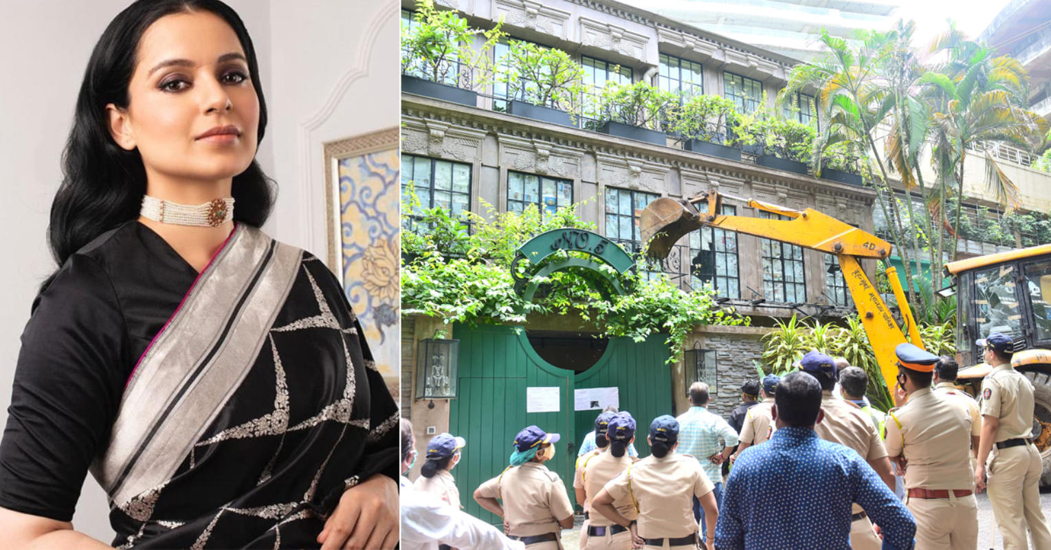 Bollywood celebrities come out in support of Kangana Ranaut against BMC's demolition drive
