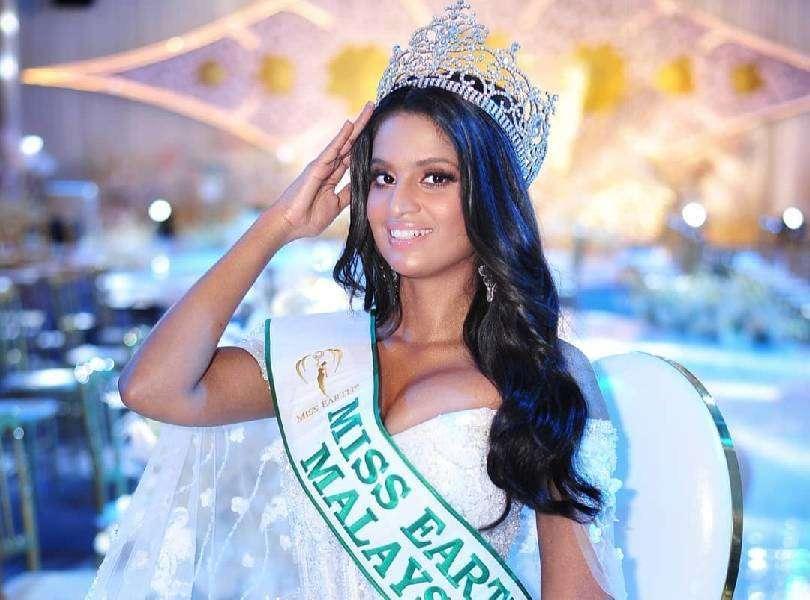 Nisha Thayananthan to represent Malaysia at Miss Earth 2021