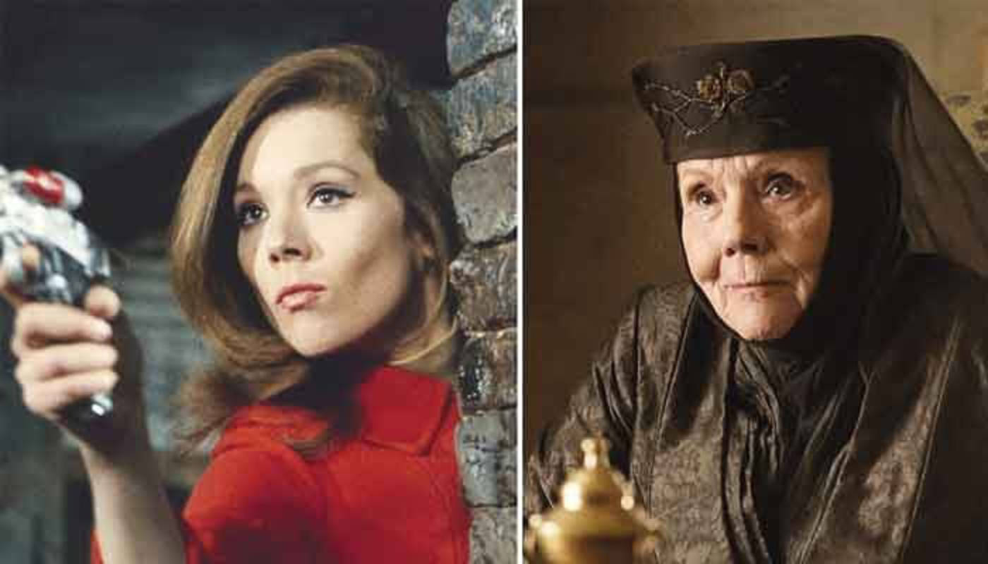 'The Avengers' and 'James Bond' star Diana Rigg dies at the age of 82