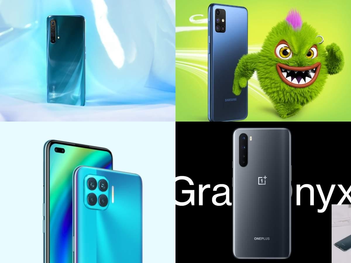 Samsung Galaxy M51 vs Oppo F17 Pro vs Realme X3 vs OnePlus Nord: The best new smartphone under Rs 25,000