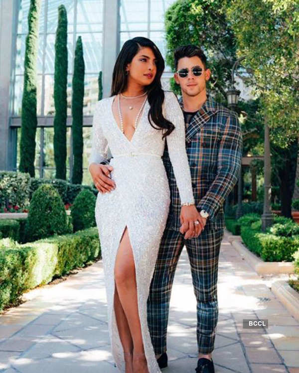 These lovey-dovey pictures of Priyanka Chopra and her husband will blow your mind
