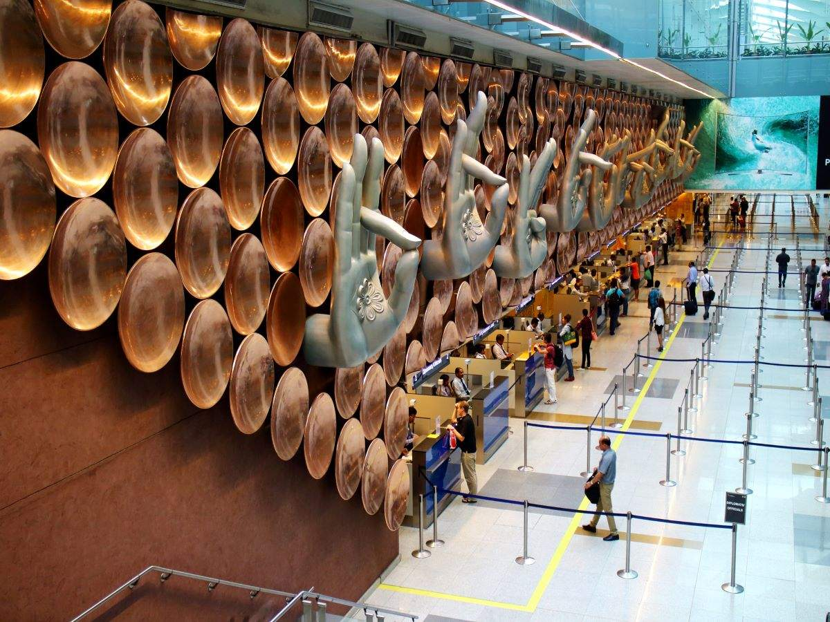 India's first airport COVID testing facility opens at Delhi's T3