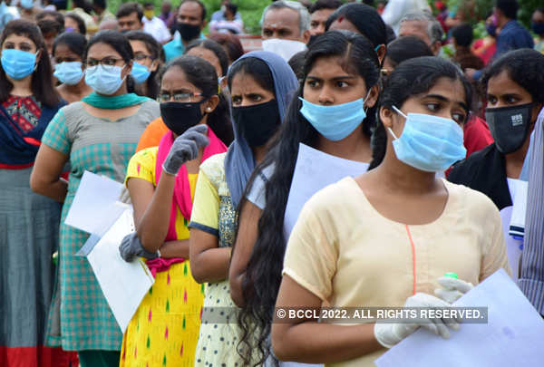 Nearly 90 pc candidates appear for NEET amid pandemic