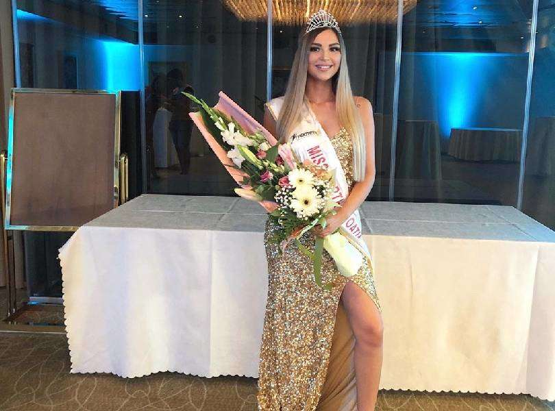 Stefanie Topic to represent Croatia at Miss Earth 2020