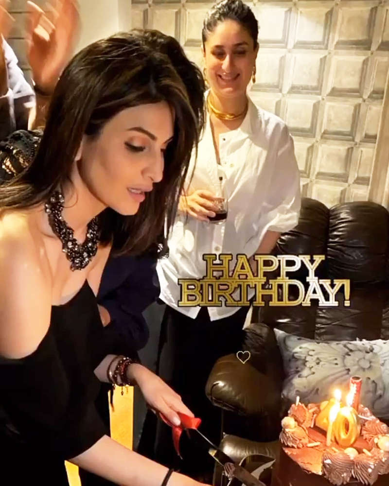 Bebo, Ranbir Kapoor & Alia Bhatt celebrate Riddhima Kapoor's birthday
