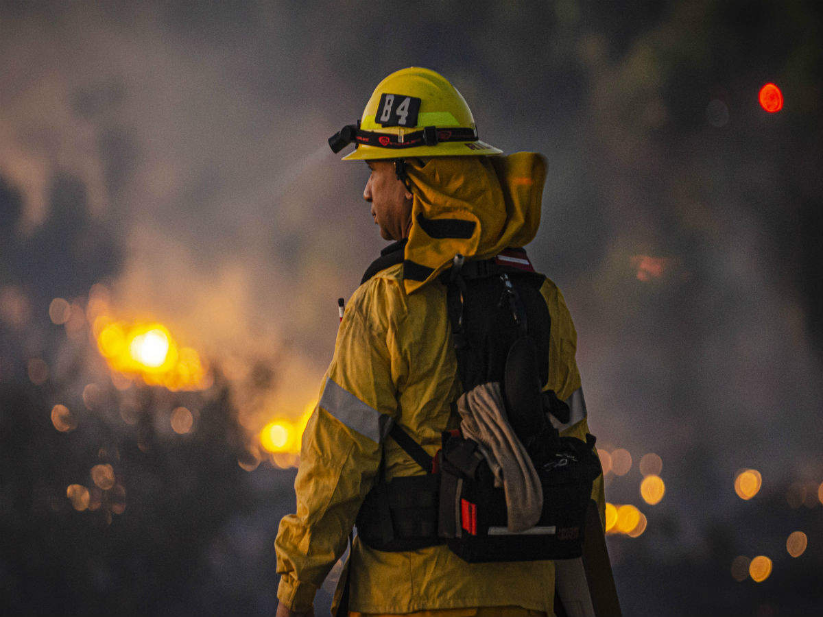 California wildfires explained, several parks shut down as fires rage