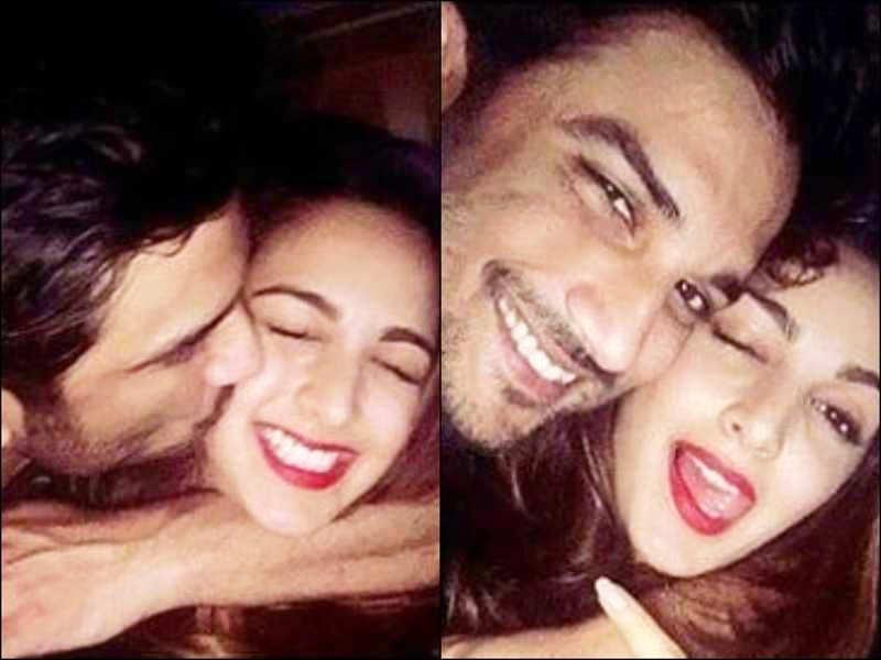 Sushant Singh Rajput's throwback pictures with Kiara Advani & Alia Bhatt's bestie Akansha Ranjan go viral...